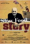 Slow Food Story: la locandina italiana del film