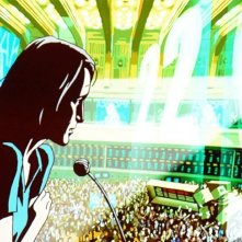 The Congress: una scena del film animato di Ari Folman