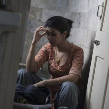 The Lunchbox: Nimrat Kaur in una scena del film