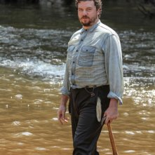 As I Lay Dying: Danny McBride sul set del film