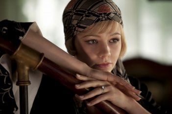 Carey Mulligan è Daisy Buchanan ne Il grande Gatsby di Baz Luhrmann