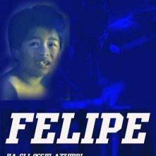 Felipe ha gli occhi azzurri