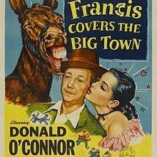 Francis contro la camorra: la locandina del film