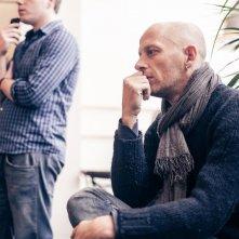 Slow Food Story: il regista Stefano Sardo sul set