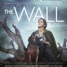 The Wall: la locandina del film