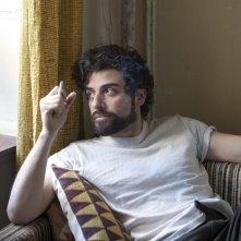 Inside Llewyn Davis: un primo piano di Oscar Isaac