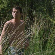 L'inconnu du lac: Pierre de Ladonchamps in una scena tratta dal film