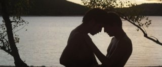 L'inconnu du lac: una scena del film