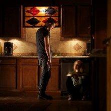 Luke Evans con Adelaide Clemens nel thriller-horror No One Lives, del 2013
