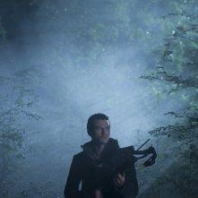 Luke Evans in No One Lives: una sequenza del film horror
