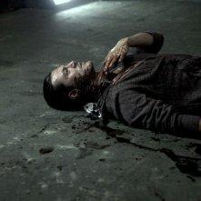 Luke Evans in No One Lives - una sequenza della pellicola