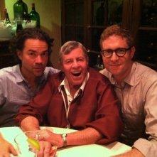 Max Rose: il regista Daniel Noah insieme a Jerry Lewis in una foto promozionale