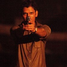 Monsoon Shootout: Vijay Varma in una scena