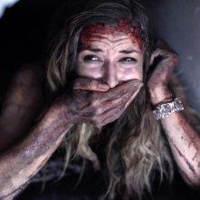 Natasha Yarovenko interpreta Irina nell'horror Aftershock