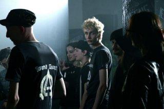 Tore tanzt: il protagonista del film Julius Feldmeier in una scena