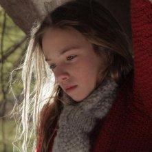 Wakolda: la giovane Florencia Bado nei panni di Lilith in una scena