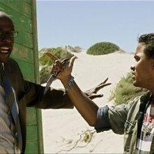 Zulu: Forest Whitaker in una concitata scena del thriller