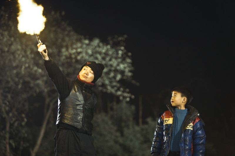 A Touch Of Sin Baoqiang Wang In Una Scena 274566