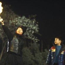 A Touch of Sin: Baoqiang Wang in una scena