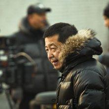 A Touch of Sin: il regista del film Jia Zhang-ke sul set