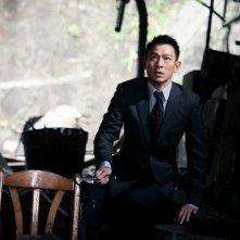 Blind Detective: Andy Lau in una scena del film