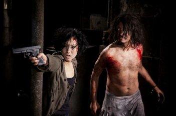 Blind Detective: Sammi Cheng in una scena