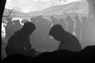 Death March: una scena del film sulla marcia di Bataan del 1942