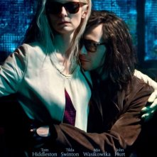 Only Lovers Left Alive: la locandina del film
