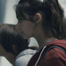 Sarah préfère la course: la protagonista Sophie Desmarais in un'immagine del film