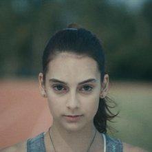 Sarah préfère la course: un primo piano di Sophie Desmarais tratto dal film