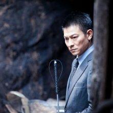 Blind Detective: il protagonista Andy Lau in una scena del film