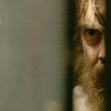 Blue Ruin: il protagonista Macon Blair in un'inquietante immagine
