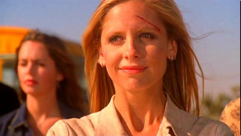Buffy L Ammazzavampiri Sarah Michelle Gellar Nel Finale De La Prescelta 274942