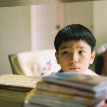 Ilo Ilo:  il piccolo protagonista Koh Jia Ler in una scena