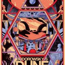 Jodorowsky's Dune: il poster del documentario