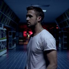 Ryan Gosling in una scena del film Only God Forgives