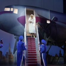 Smash: Una foto di scena dell'episodio On Broadway