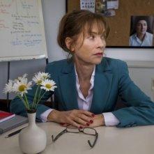 Tip Top:  Isabelle Huppert in una scena
