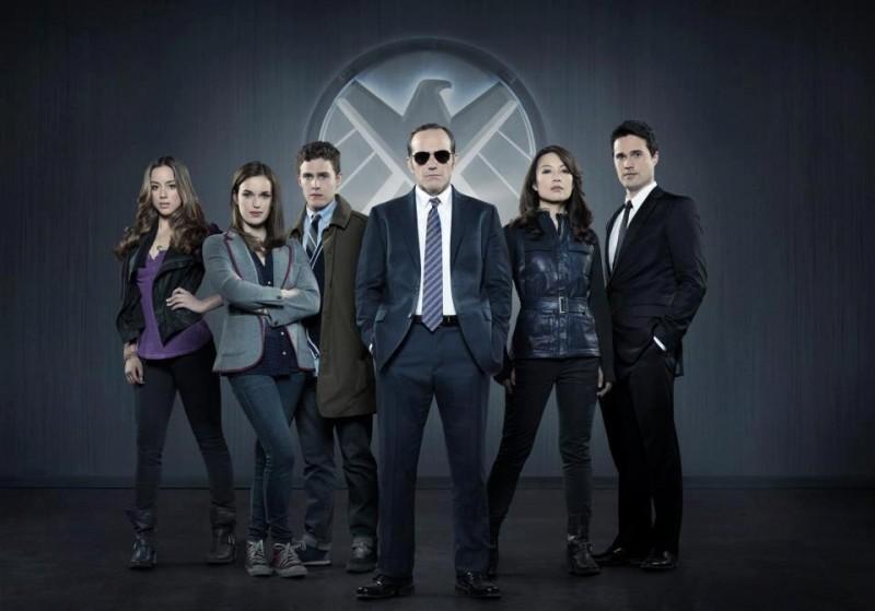 Agents of S.H.I.E.L.D.: una prima foto promozionale del cast della serie ABC