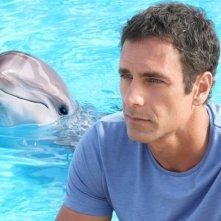 Come un delfino 2: Raoul Bova in una scena della fiction
