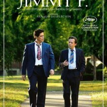 Jimmy P. (Psychotherapy of a Plains Indian): la locandina del film