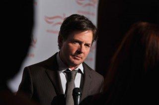 Michael J. Fox nel 2011