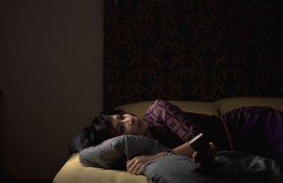 Bends: Carina Lau in una scena del film