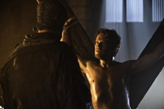 Game of Thrones: Alfie Allen nell'episodio The Bear and the Maiden Fair