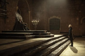 Game of Thrones: Charles Dance e Jack Gleeson nell'episodio The Bear and the Maiden Fair