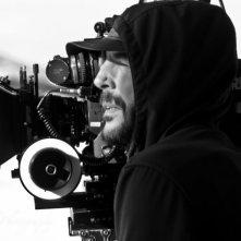 La jaula de oro: il regista Diego Quemada-Diez sul set