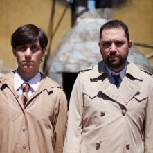 Los Dueños: i registi Agustín Toscano ed Ezequiel Radusky in un'immagine promozionale