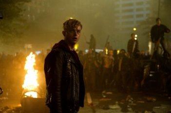 Metallica Through the Never: Dane DeHaan in una scena del film