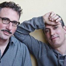 Salvo: i registi del film Fabio Grassadonia e Antonio Piazza in una foto promozionale