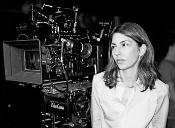 The Bling Ring: la regista Sofia Coppola in un'immagine dal set